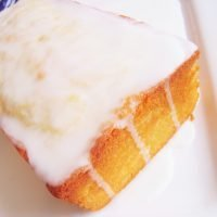 Lemon Buttermilk Loaf Cake