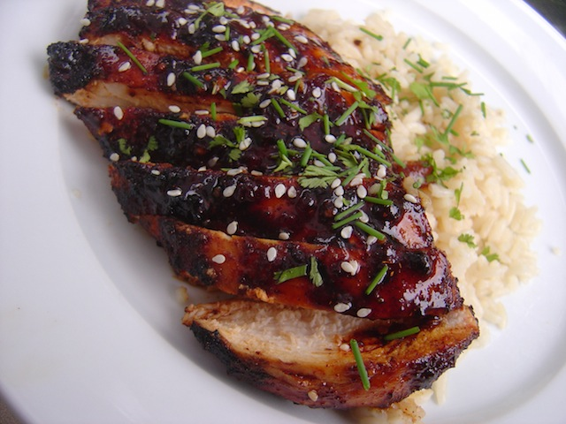 Chipotle Honey Glazed Chicken