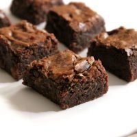 David Lebovitz's Chewy Brownies