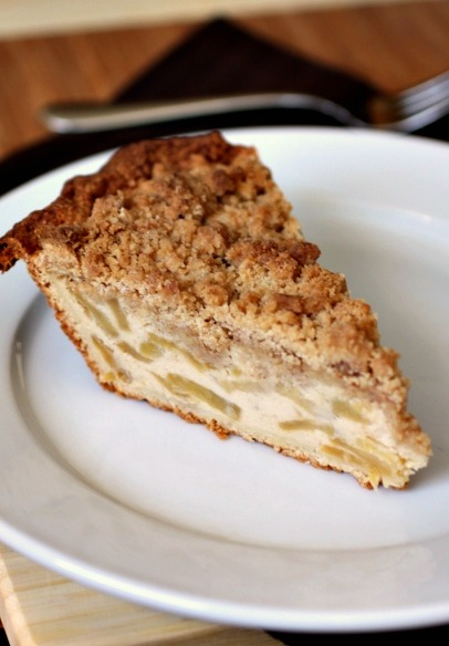 apple pie deep dish sour cream apple pie this sour cream apple pie has ...