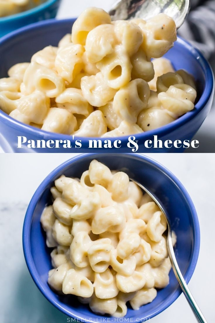 Panera's Mac and Cheese Recipe (Copycat)