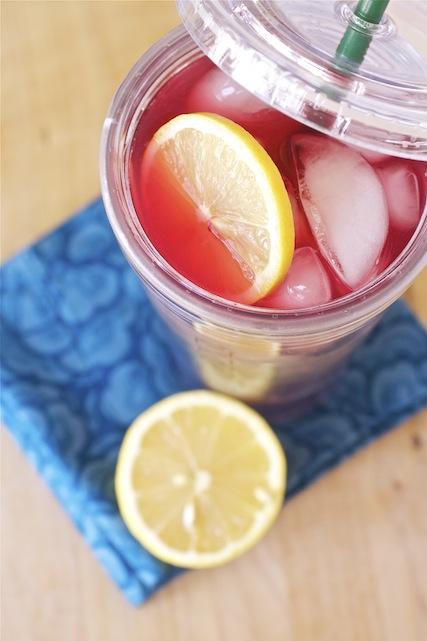 Iced Passion Tea Lemonade