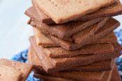 DIY: Cinnamon Graham Crackers