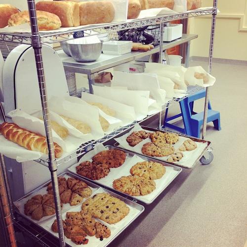 King Arthur Flour Blog and Bake Day 2: In Photos