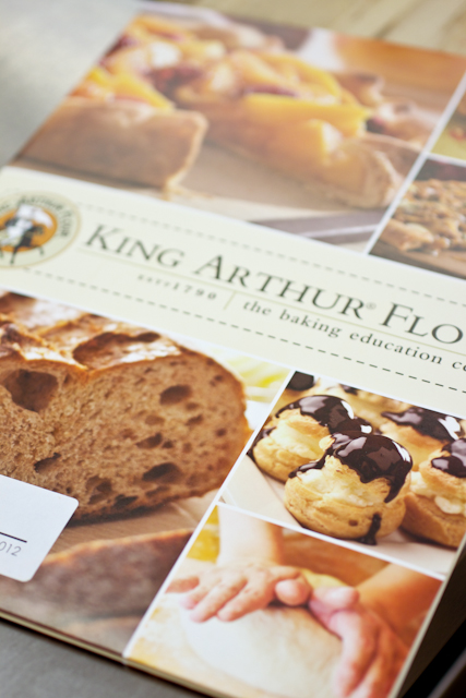 King Arthur Flour's Blog & Bake: Day 1 Recap