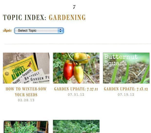 Smells Like Home Redesign Topics
