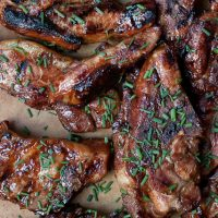 Korean Country Spare Ribs