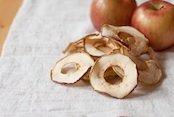 DIY: Dried Apple Rings