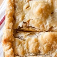 All Butter Really Flakey Pie Dough {with Step-by-Step Video!}