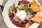 Classic Slow Cooker Beef Chili
