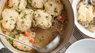 One-Pot Classic Chicken and Dumplings