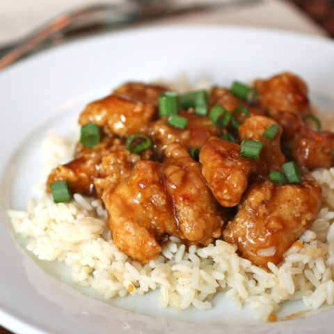 Take-Out Fake-Out: Orange Chicken