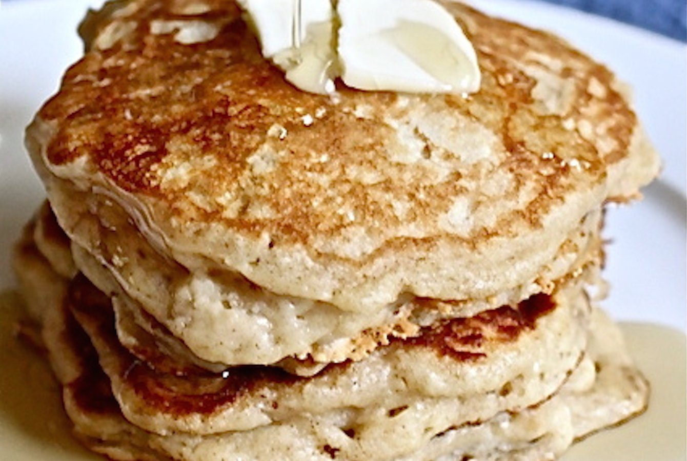 Mother's Day [Buttermilk] Pancakes