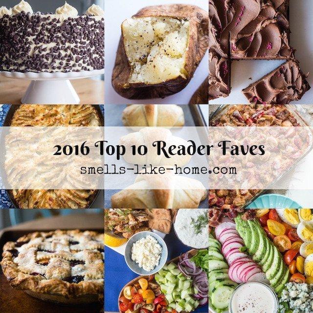2016 Top 10 Reader Faves