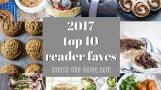 2017 Top 10 Reader Faves