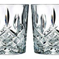 Waterford Double Old Fashioned Glasses (set of 4)