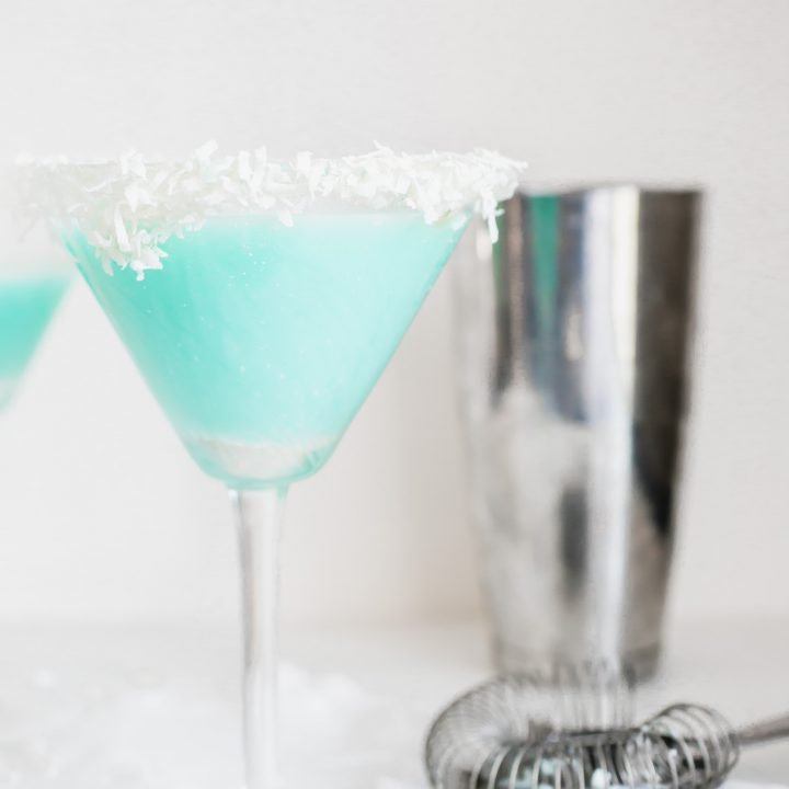 The Jack Frost Cocktail