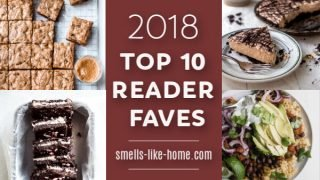 2018 Top 10 Reader Faves