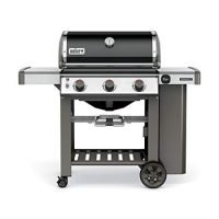 Weber Genesis Ii E310 Lp Grill, Three-Burner Black