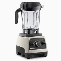 Vitamix Professional Series 750 Brushed Stainless Finish with 64-Oz. Container