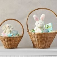 Natural Sabrina Easter Baskets