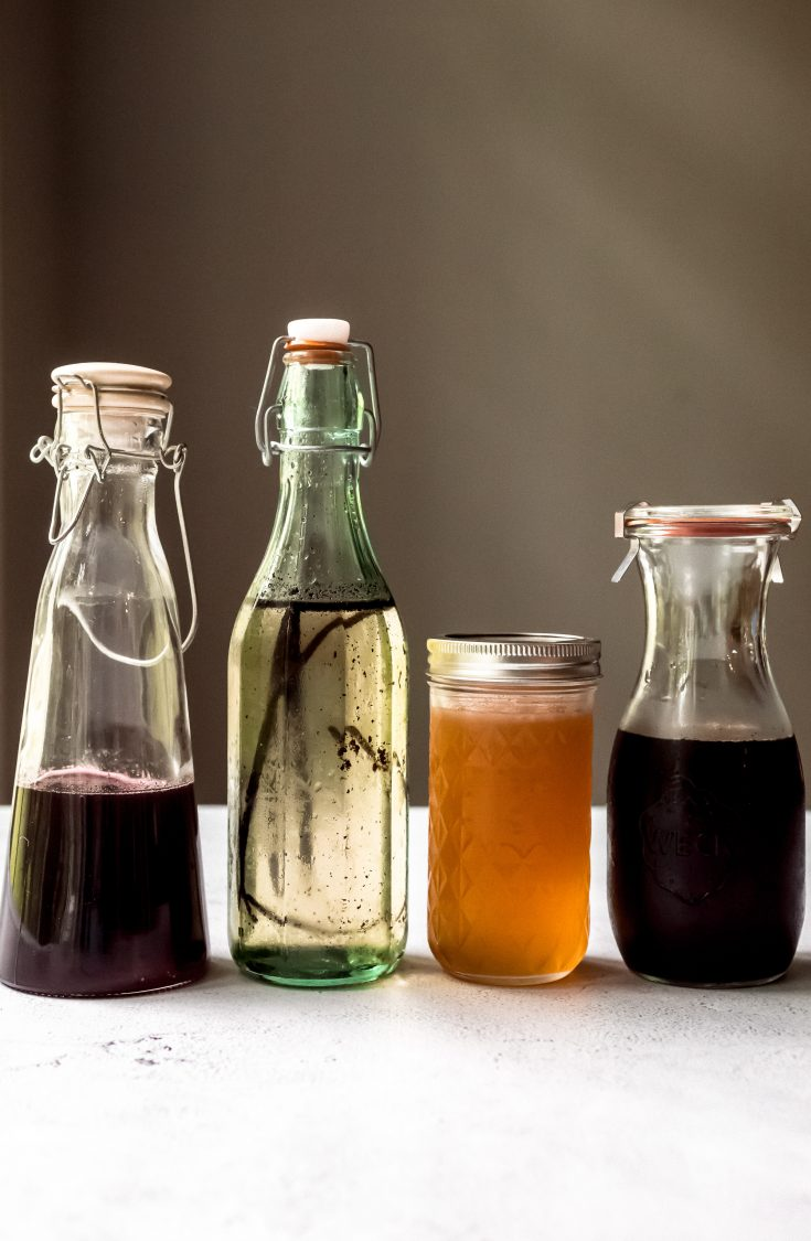 4 Homemade Syrup Recipes for Iced Lattes Cold Brew and Iced Coffee