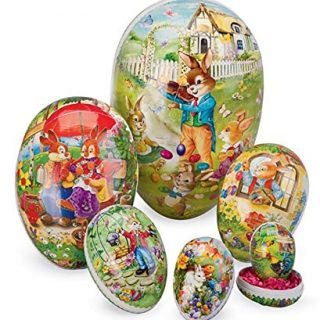 Infant And Toddler Easter Baskets Easter Table Decor And