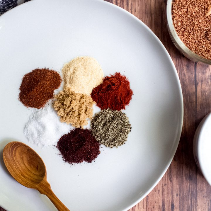 BBQ Spice Rub Recipe