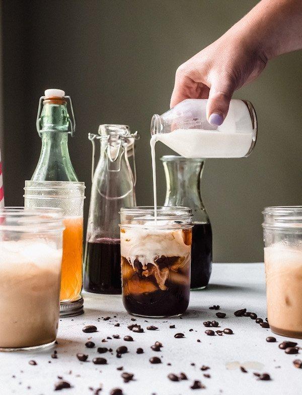 Blackberry Vanilla Syrup