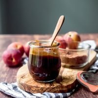 Bourbon Peach BBQ Sauce Recipe