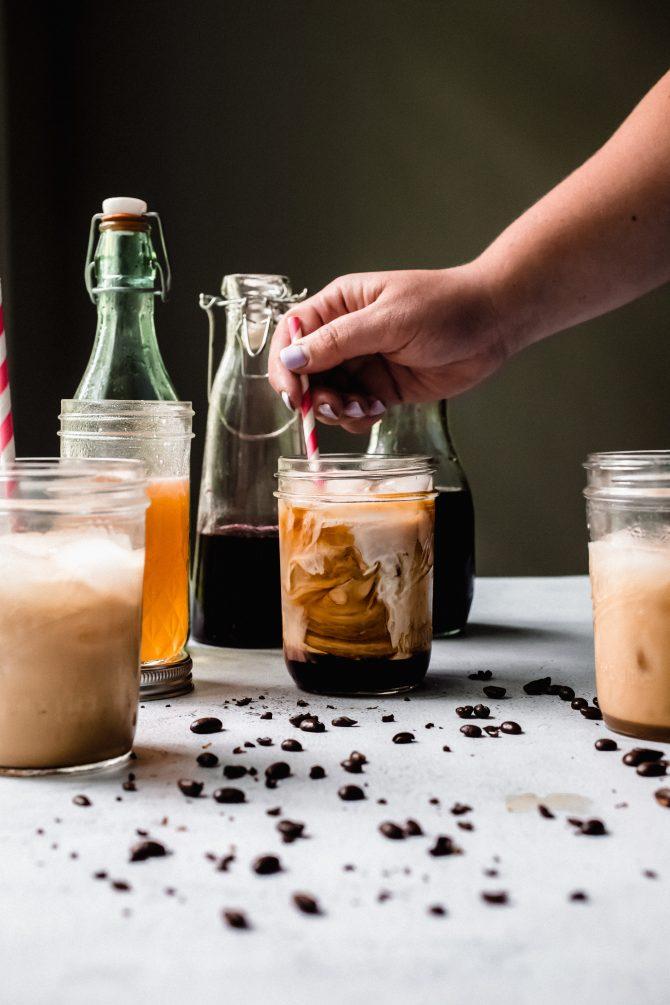Cinnamon Brown Sugar Cinnamon Dolce Coffee Syrup