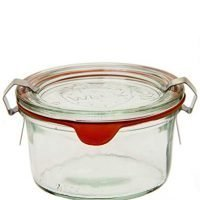 Weck 976 Mini Mold Jar - Set of 12