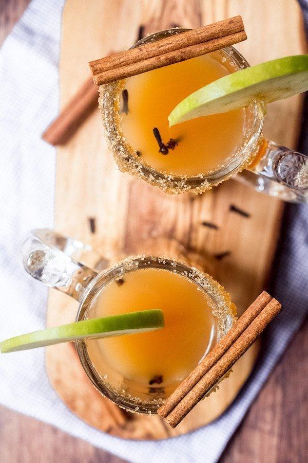 Bourbon Harvest Apple Cider