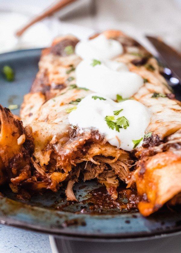 Instant Pot Shredded Chicken (Mexican Chicken Recipe)
