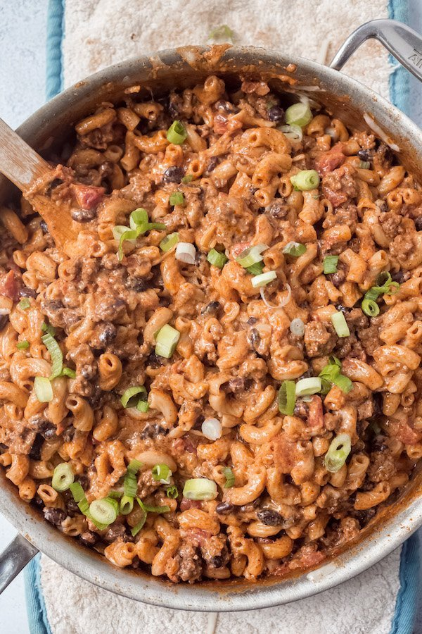 One Pot Taco Mac