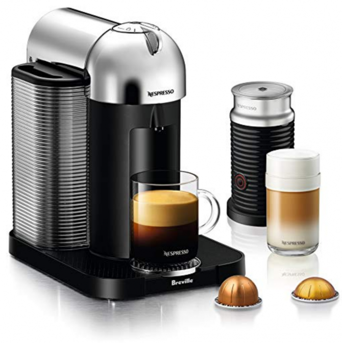 Nespresso Vertuo Bundle Pack