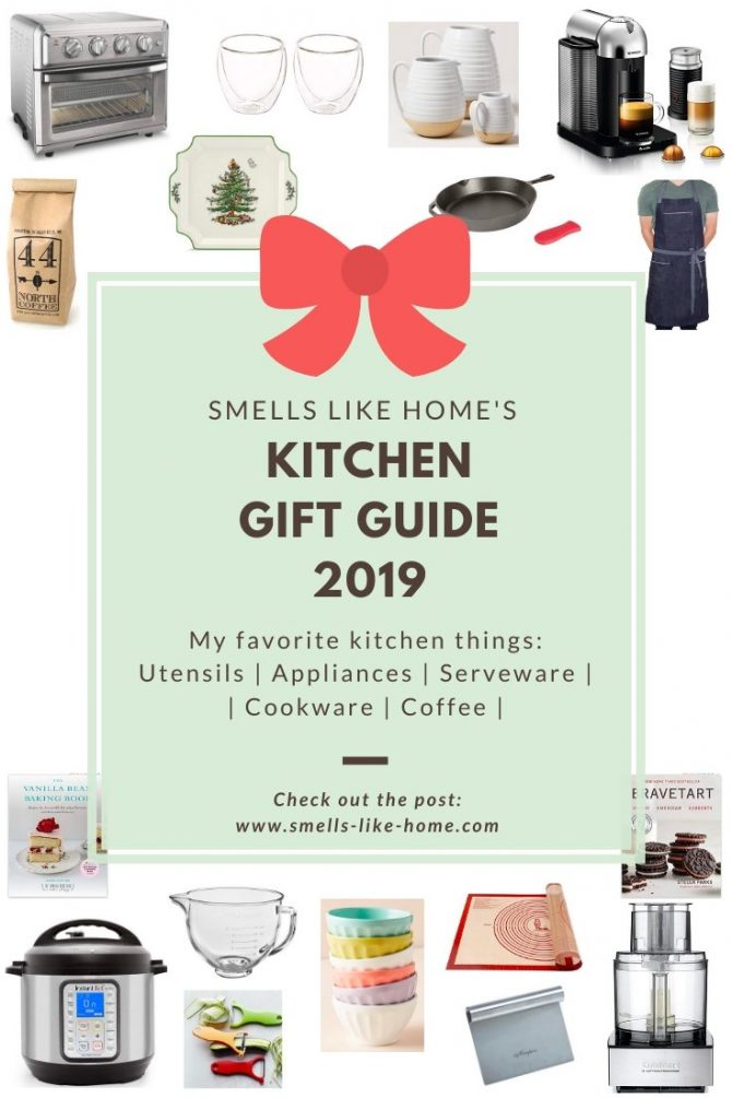 Kitchen Gift Guide 2019