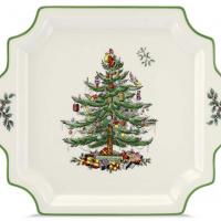 Spode Christmas Tree Platter