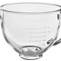 Glass KitchenAid Mixer Bowl
