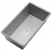 USA Bakeware 8-inch loaf pan