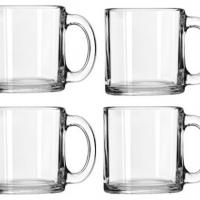 Libby Coffee Mugs, Warm Beverage Set