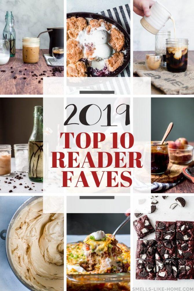 2019 Top 10 Reader Faves
