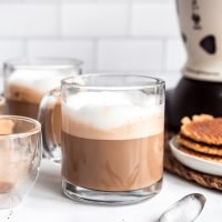 How to Make a Hot Latte at Home