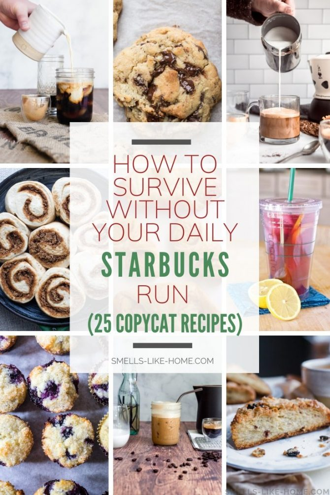 How to Survive Without Your Daily Starbucks Run