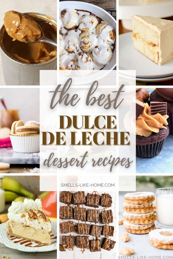 The Best Dulce de Leche Dessert Recipes